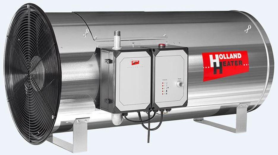 HOG SLAT — офіційний дилер теплогенераторів Holland Heater в Україні